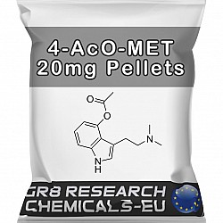 4-AcO-MET 20mg Pellets