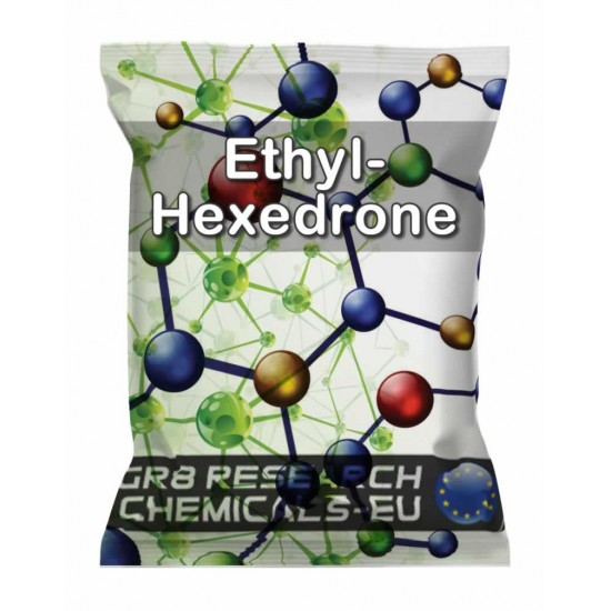 Ethyl-Hexedrone Laboratory Research Chemical