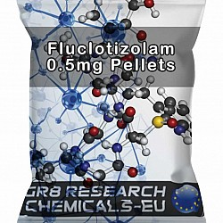 Fluclotizolam 0.5mg Pellets