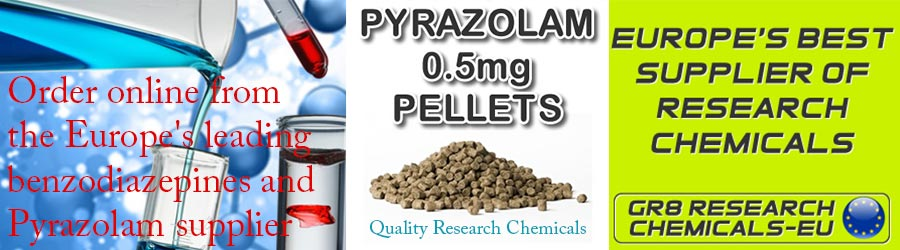 Buy Pyrazolam Research Chemical Online